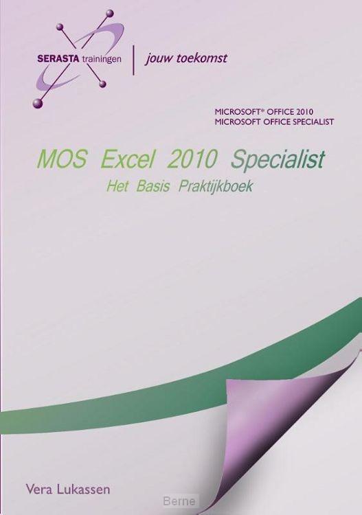 MOS Excel 2010 Basis