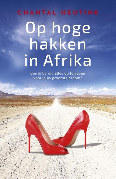 Op hoge hakken in Afrika