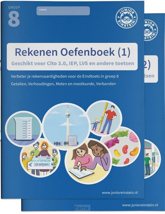 Rekenen Oefenboeken Compleet