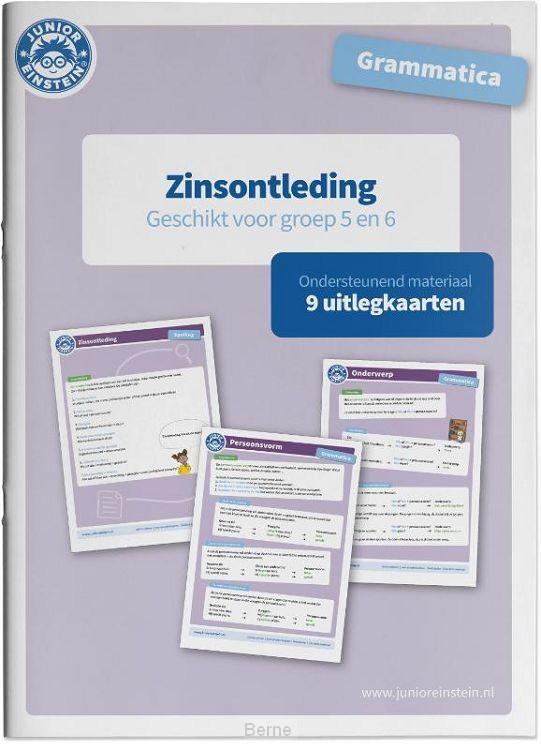 Zinsontleding