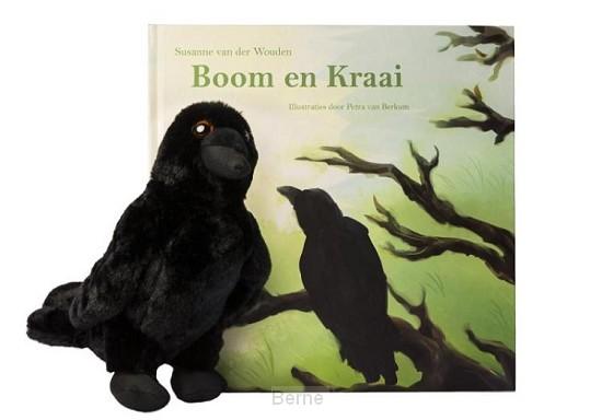 Boom en Kraai inclusief pluche kraai