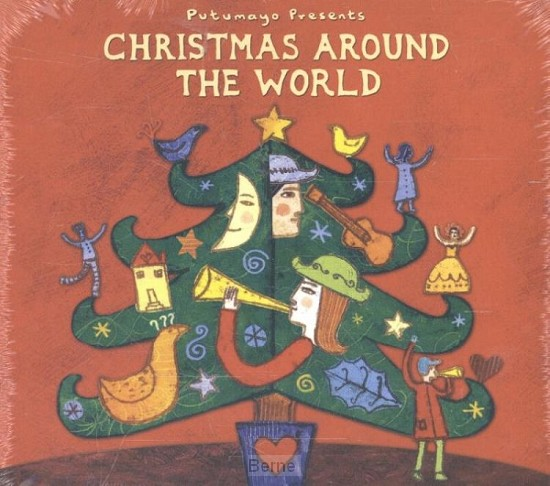 Putumayo presents christmas around the world