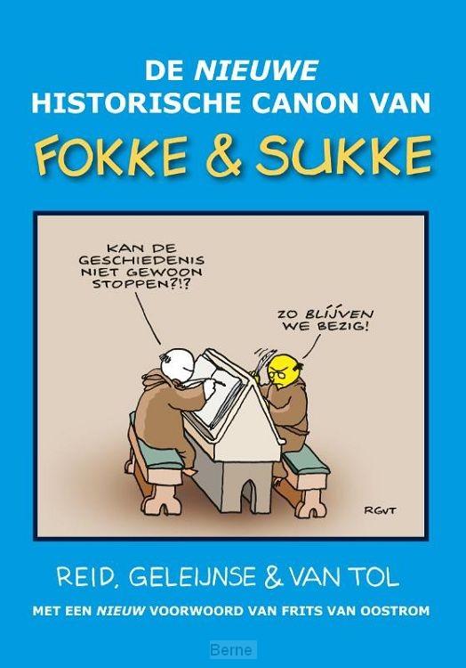 De nieuwe historische canon van Fokke &