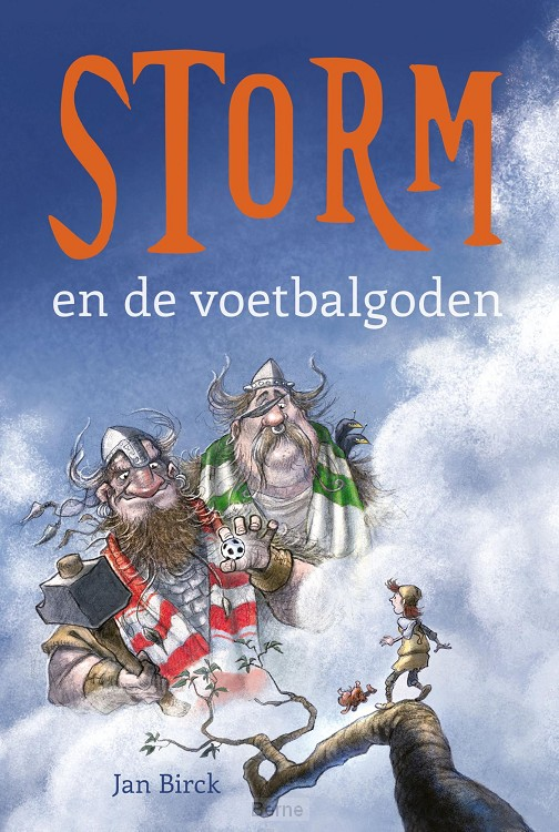 Storm en de voetbalgoden