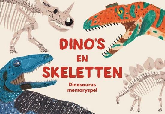 Dino's en skeletten