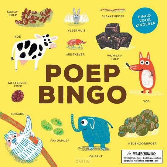 Poep bingo