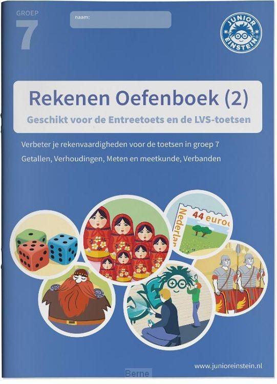 Rekenen Oefenboek / 2 groep 7