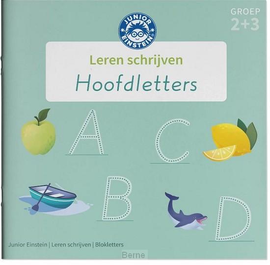Leren schrijven Hoofdletters / Groep 2 + 3