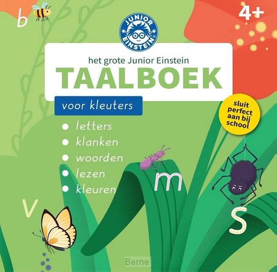 Het grote Junior Einstein taalboek voor kleuters