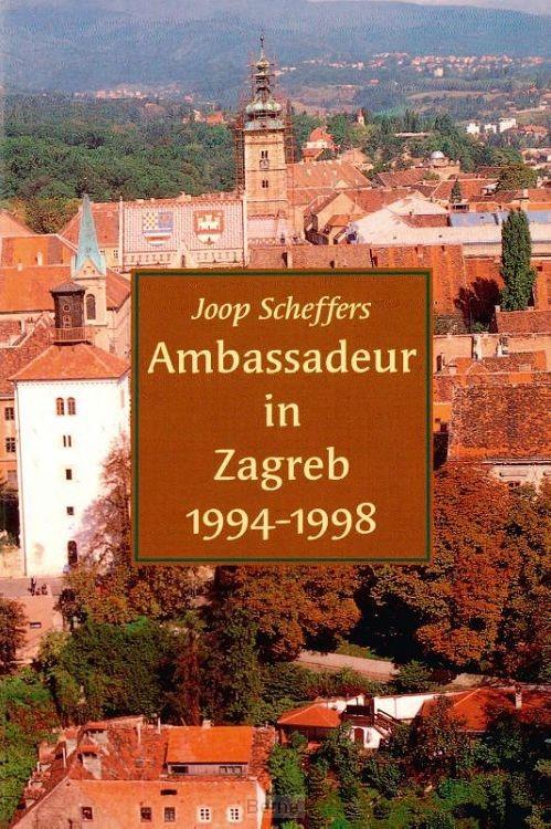 Ambassadeur in Zagreb 1994-1998
