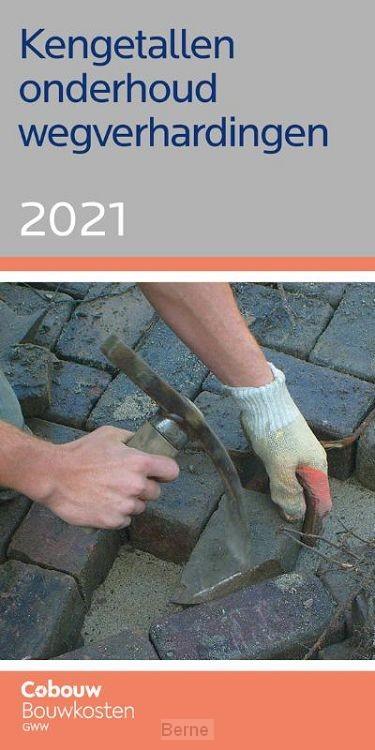 Kengetallen onderhoud wegverhardingen 2021