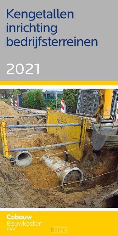 Kengetallen inrichting bedrijfsterreinen 2021