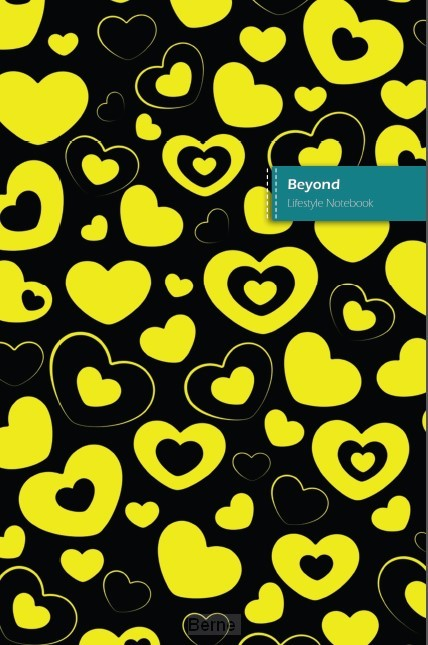 Beyond III Lifestyle Notebook, Write-in Dotted Line, 6 x 9 Inch (US Trade), 180 Pages (90shts)