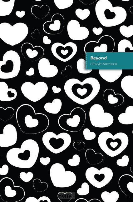 Beyond I Lifestyle Notebook, Write-in Dotted Line, 6 x 9 Inch (US Trade), 180 Pages (90shts)