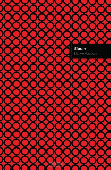 Bloom I Lifestyle Notebook, Write-in Dotted Line, 6 x 9 Inch (US Trade), 180 Pages (90shts)
