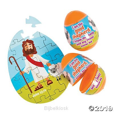 Surprise Eggs with puzzle (6)