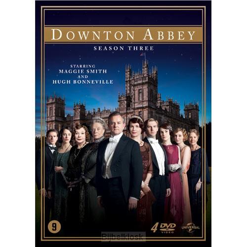 Downton Abbey Seizoen 3