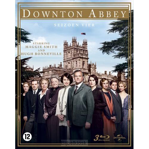 Downton Abbey Seizoen 4