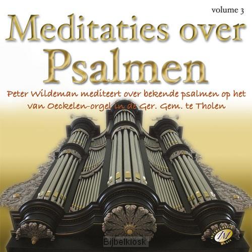 Meditaties over psalmen 3