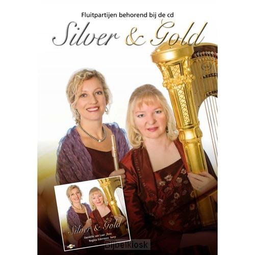 Silver & gold muziekboek