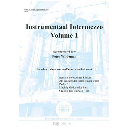 Instrumentaal intermezzo 1