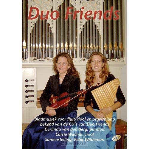 Duo friends bladmuziek