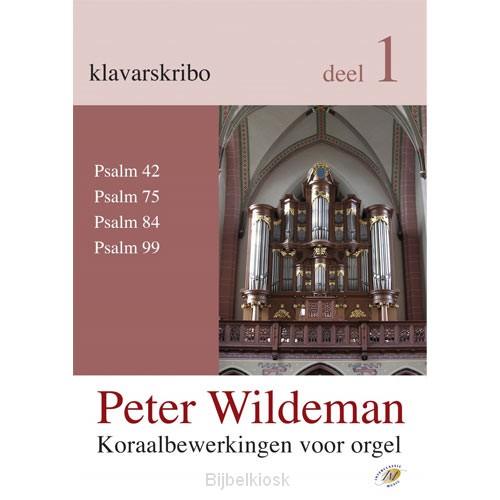 Koraalbew. voor orgel 11