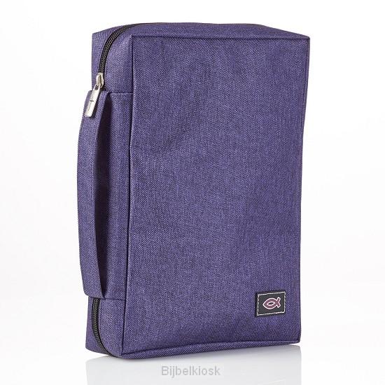 Fish - Purple - Medium- Polycanvas