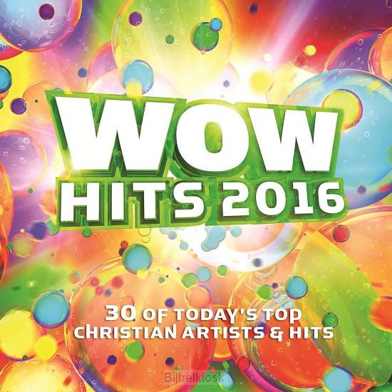 WOW Hits 2016 (2-CD)