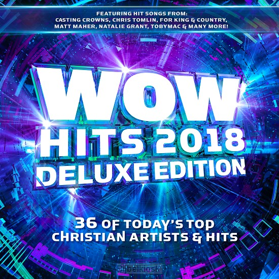WOW Hits 2018-Deluxe (2CD)
