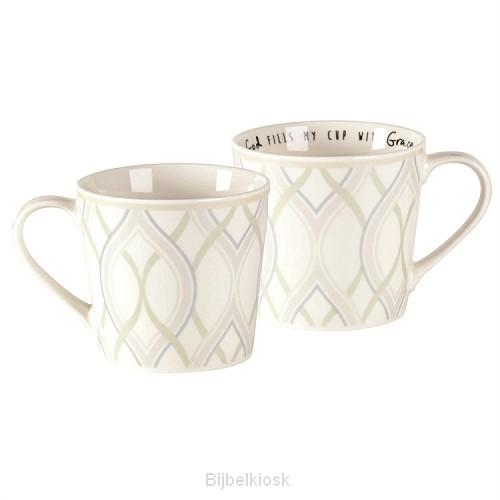 Mug God fills my cup