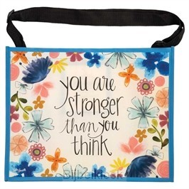 Tote Bag Stronger than you think