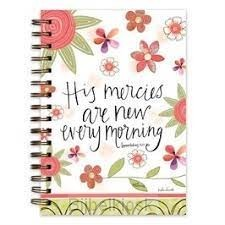 Journal His mercies