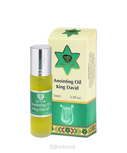 Zalfolie 10ml Koning David
