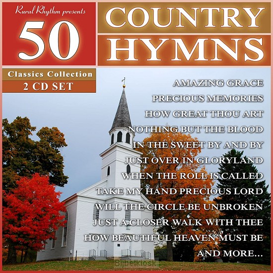 50 Country Hymns - Classics Coll.