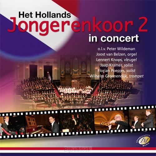 Hollands jongerenkoor in concert 2