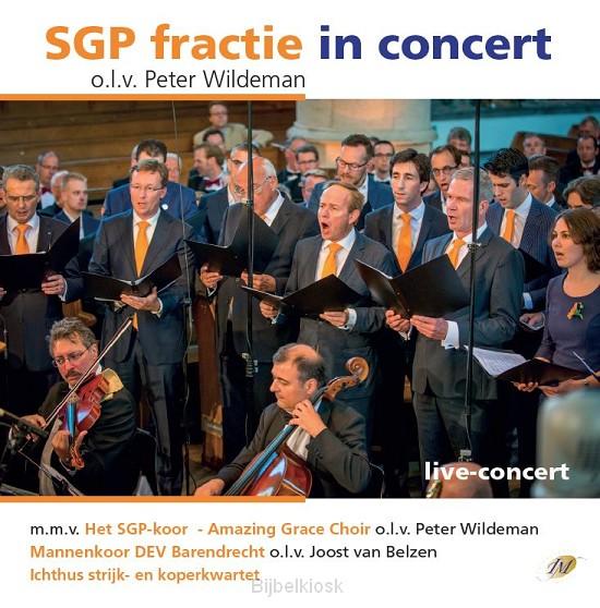 SGP Fractie in concert