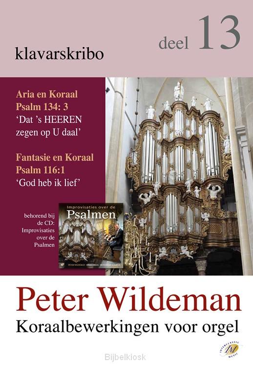 Koraalb orgel klavarskr 13