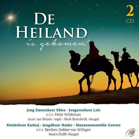 De Heiland is gekomen [+!+]