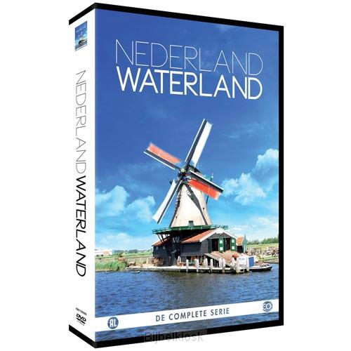 Nederland Waterland met alle vaarroutes