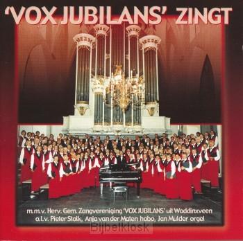 Vox Jubilans Zingt