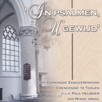 In Psalmen U Gewijd