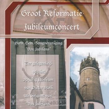 Groot Reformatie Jubileumconcert
