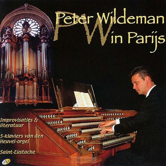 Peter Wildeman in Parijs