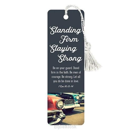 Bookmark standing firm set3