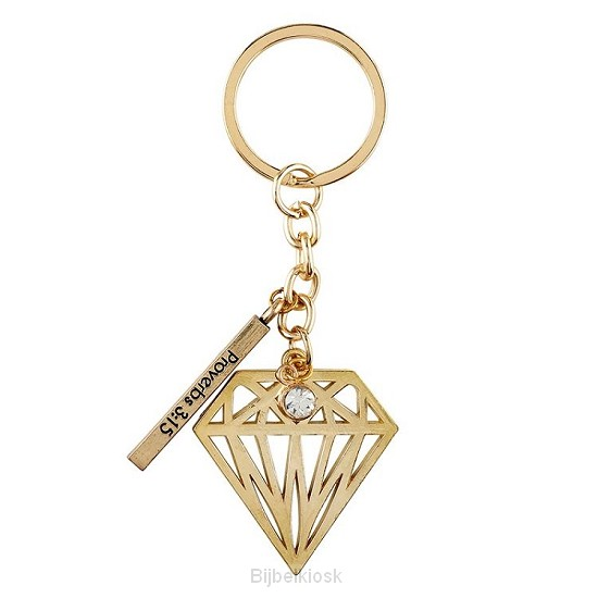 Keyring Precious Jewels