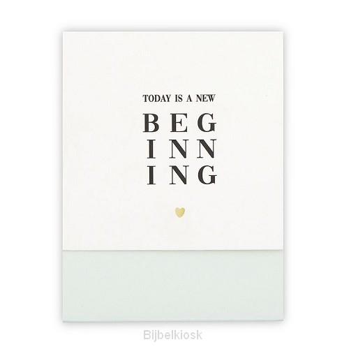 Pocket Notepad New Beginning