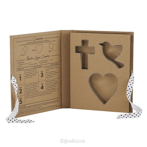 Baby Cookie Cutter Set Baby Blessings