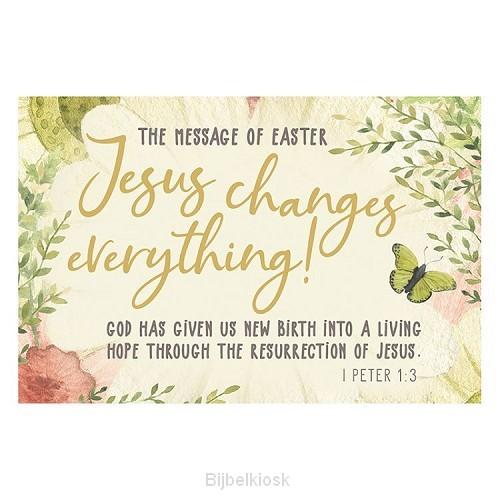 PIO Jesus Changes Everything (10)