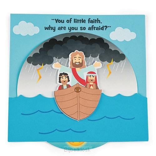 Craft Kit Jesus calms the storm (3)